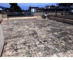 Bel trivani con garage in residence con piscine a Fondachello di Mascali