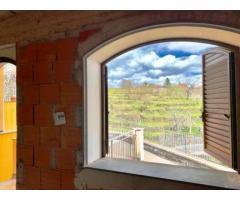 Villino con giardino panoramico a Sant'Alfio