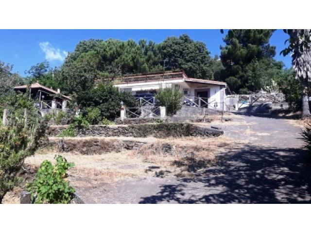 Villino Panoramico con giardino a Montargano di Mascali