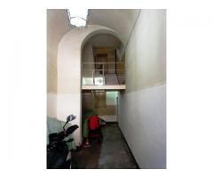 Appartamento singolo via Filocomoco con giardino e posto auto
