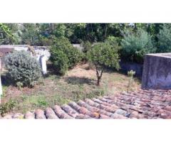Palazzetto stile siciliano con giardino retrostante