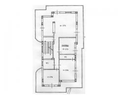 Ultimo piano con mansarda in villino di due sole unità immobiliari